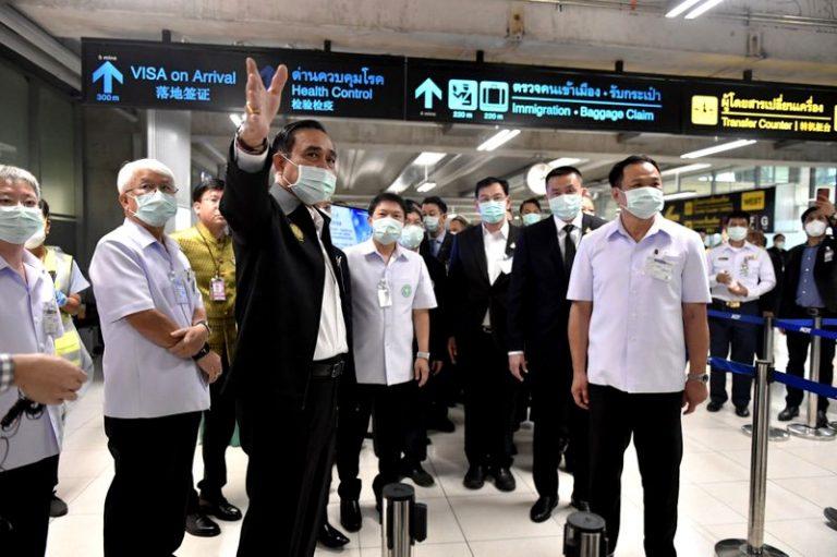 CORONAVIRUS: Director de OMS visita China y aumentan a 170 los muertos