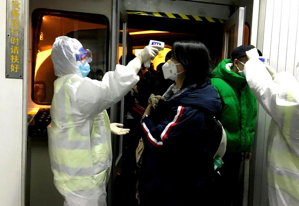 Avanza el CORONAVIRUS: China aísla ciudad de más de 11 millones de habitantes para intentar controlar la pandemia