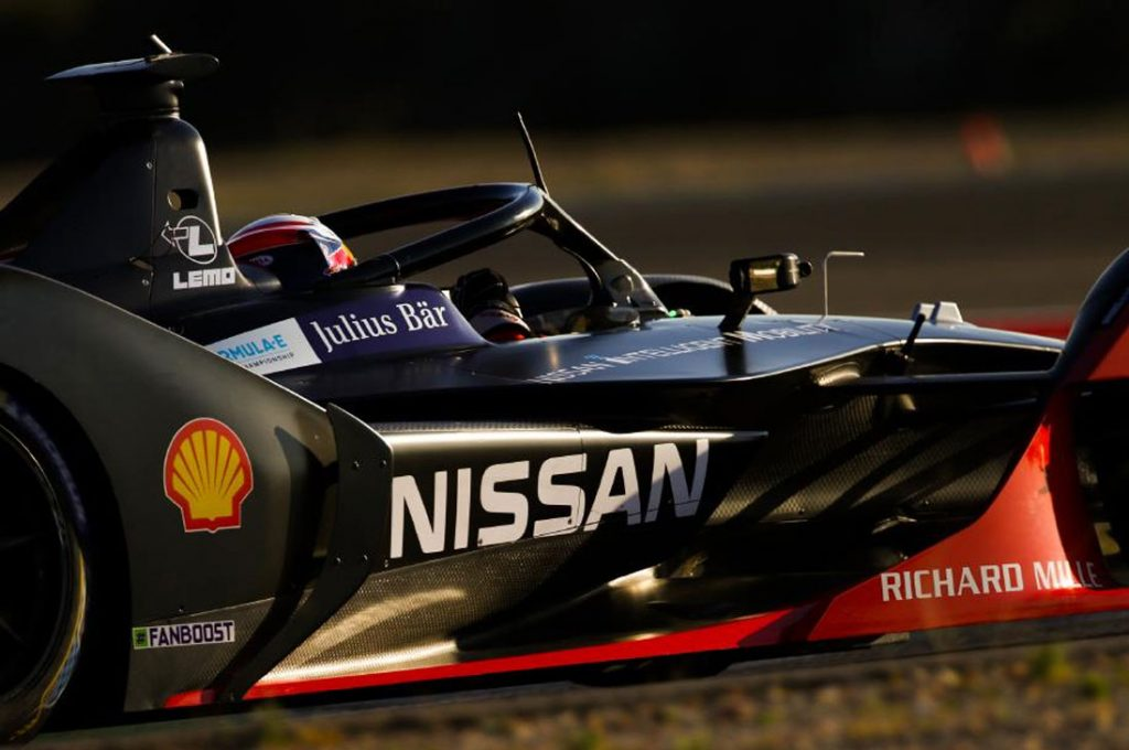 Nissan e.dams listo para enfrentar la siguiente fecha del Campeonato de Fórmula E en Chile