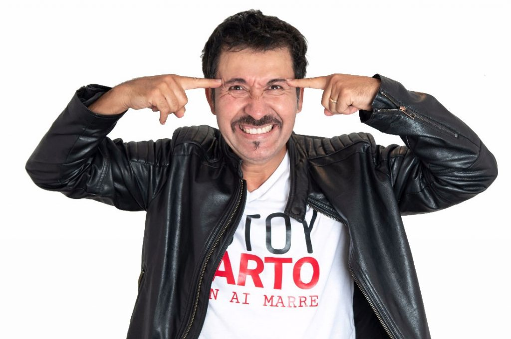 """Luego de su exitoso paso por Olmué Pato Pimienta presentará nuevo show """"To day – To go"""""""