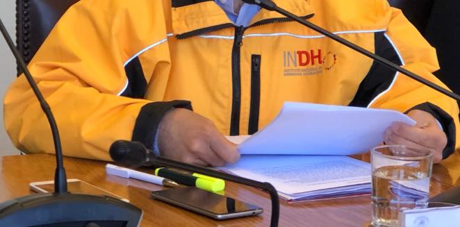INDH se querellará contra cuenta falsa en Twitter