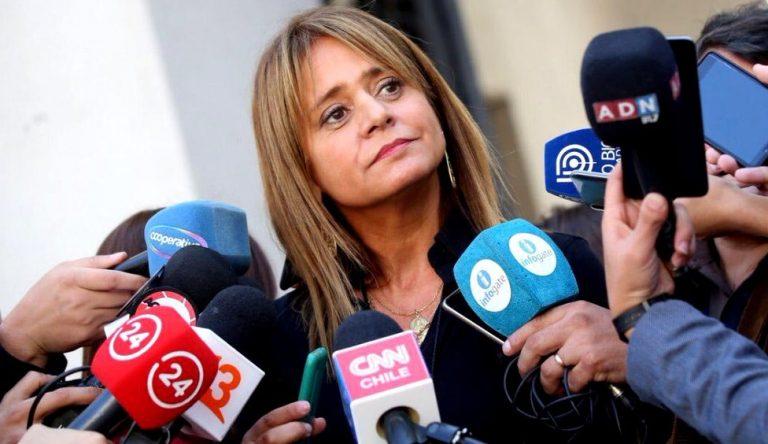 """Presidenta de la UDI: """"Estamos en un escenario en el que el Plebiscito empieza a carecer de legitimidad"""""""