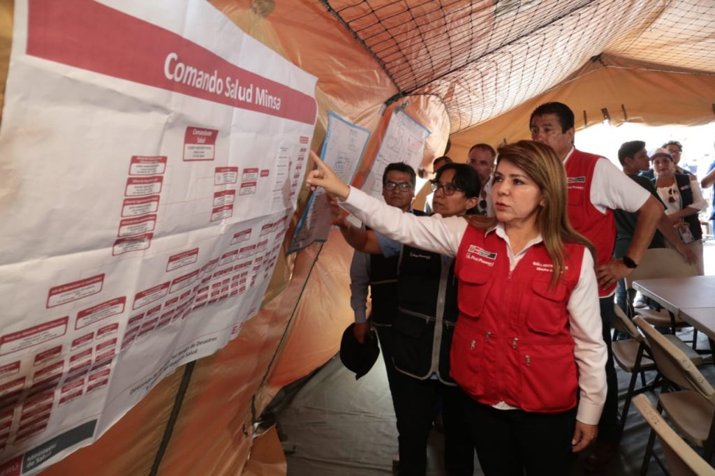 CORONAVIRUS: Perú confirma 4 pacientes sospechosos