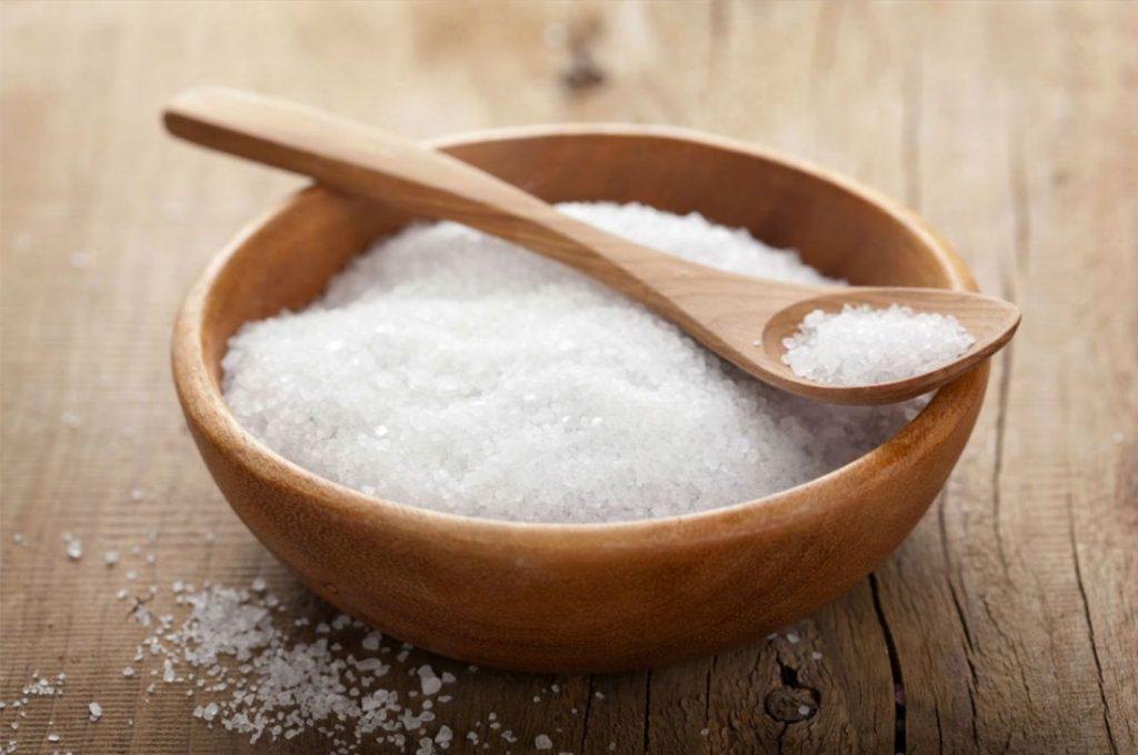 La Sal es tu peor enemiga