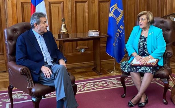 Presidenta de la CIDH destaca el rol del Poder Judicial durante el estallido social