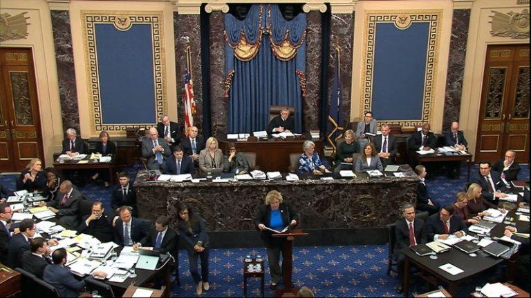 EEUU: Senado avanza en Juicio Político a Trump y aprueba las reglas para el proceso