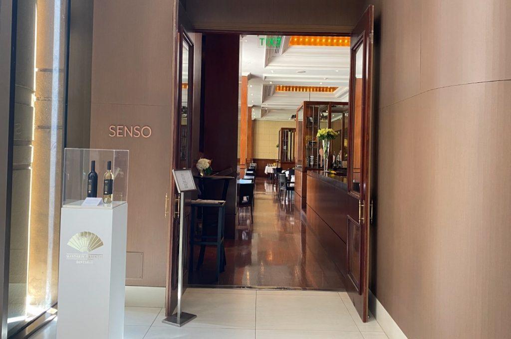 Restaurant Senso presenta una fresca y renovada carta de verano