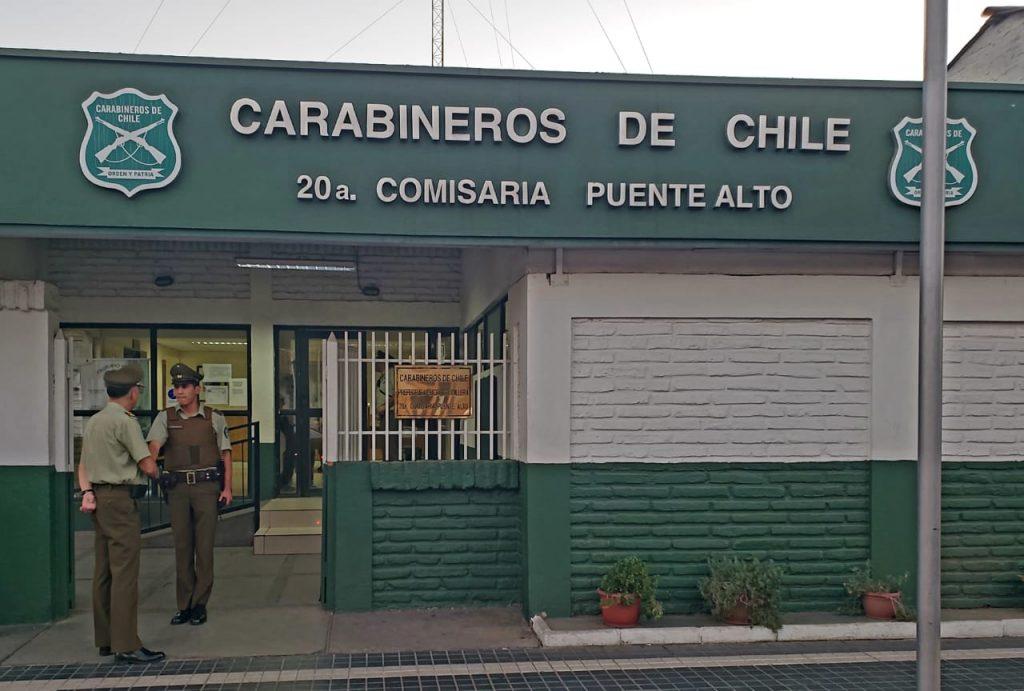 Carabineros interviene comisaría de Puente Alto tras brutales golpizas perpetradas por policías