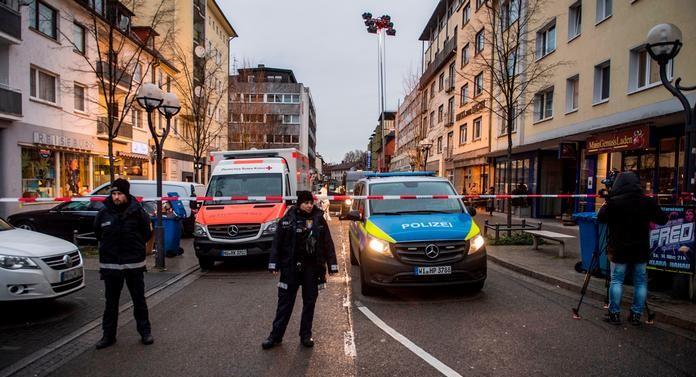 Tiroteos en Alemania por xenofobia dejan 11 muertos