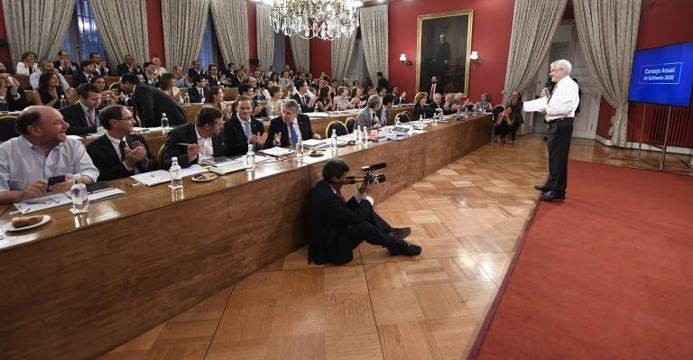 Consejo de gabinete fija prioridades del gobierno para este año