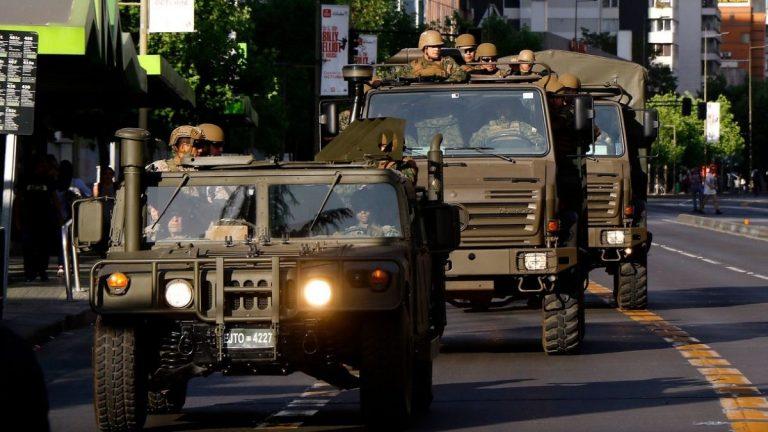 INDH solicitó al Ministerio de Defensa acceso a nueva versión del protocolo de Reglas de Uso de la Fuerza de las FF.AA.