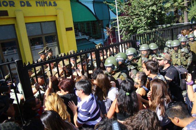 En medio de incidentes aislados, se rinde tercera tanda de la PSU
