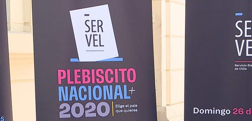 Oficialismo busca fórmulas para campaña televisiva del plebiscito y sumar organizaciones civiles