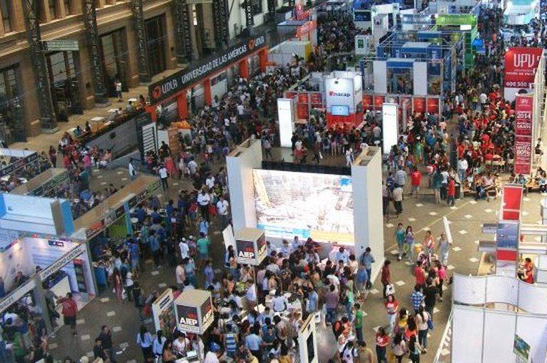 Con entrada liberada se realizará la 16ª Feria de Postulación y Matricula a la Educación Superior