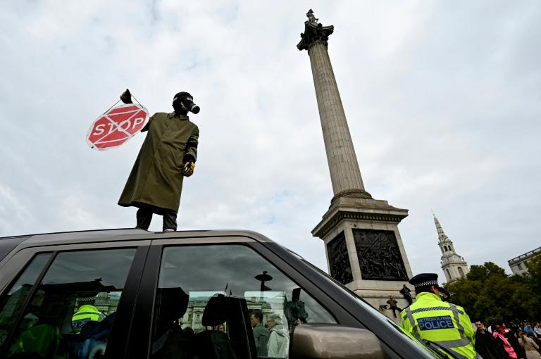 Reino Unido prohibirá la venta de autos a gasolina y diésel a partir de 2035