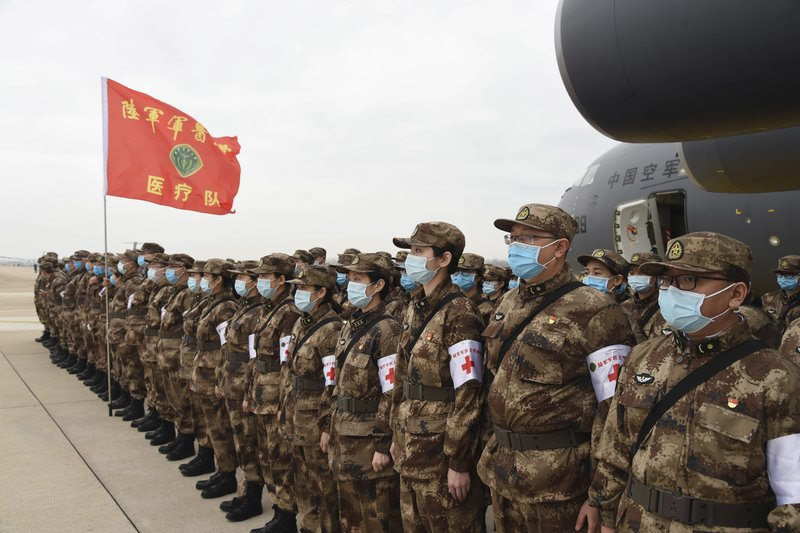 CORONAVIRUS – COVID19: Siguen aumentando los muertos y contagiados en China