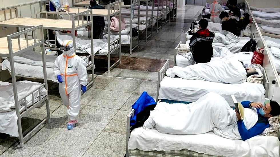CORONAVIRUS: Más de 1.700 médicos infectados en China