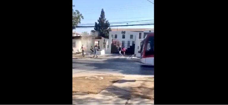 Desatinado ejercicio del Ejército provoca pánico en San Bernardo