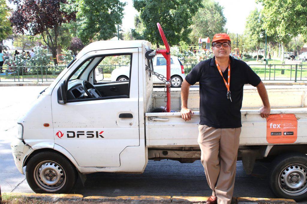El Uber del Flete: Camionetas,mini-camiones o furgones pueden trabajar ya legalmente