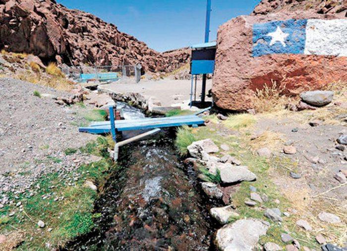 Piñera valora nueva posición de Bolivia por aguas del Silala