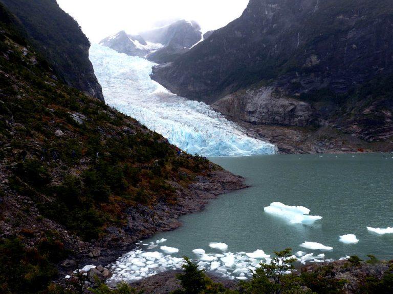Calentamiento global: Glaciares andinos se derriten y afecta con fuerza a la Patagonia chileno-argentina