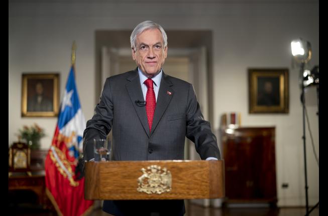 Confirmado: Piñera parte marzo en Uruguay …