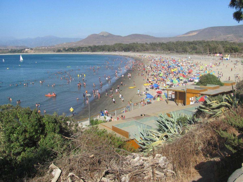 Pichidangui, un balneario de paz y tranquilidad para unas descansadas vacaciones