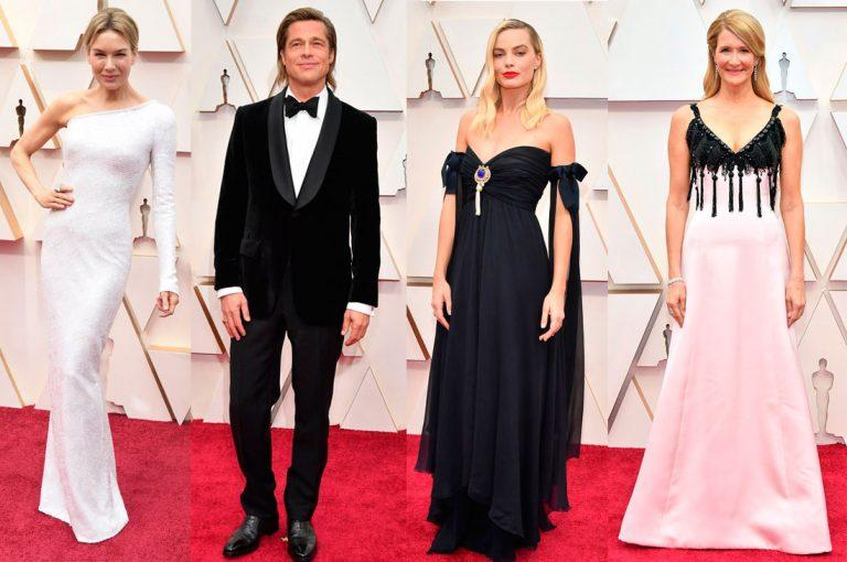 Los mejores looks de la Alfombra Roja de los Oscars 2020