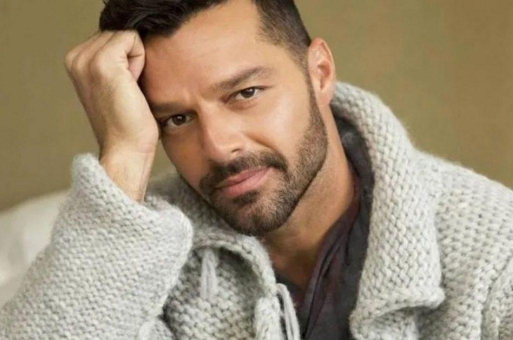Ricky Martin comparte su playlist favorita para este día del amor