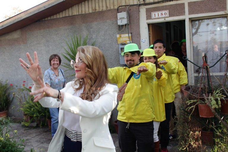 Cathy Barriga basurea a concejales y les desea que se enfermen de CORONAVIRUS