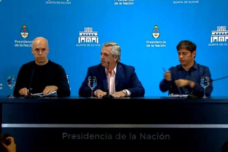 Para contener CORONAVIRUS Argentina prohíbe el regreso al país de todas las personas mayores de 65 años