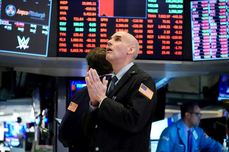 CORONAVIRUS hunde las bolsas del mundo y el cobre a punto de caer de los US$2 la libra