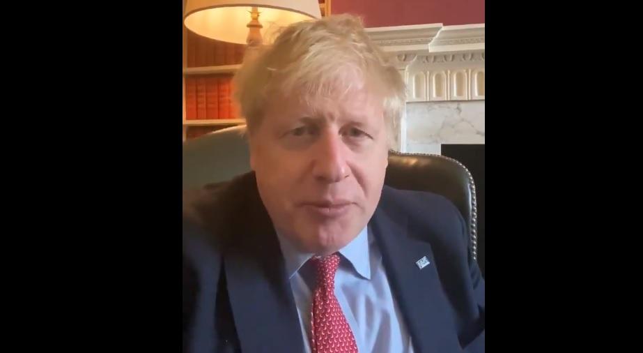 "Boris Johnson, Premier británico confirma: ""He dado positivo por CORONAVIRUS"""