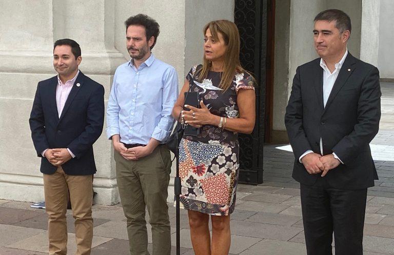 Chile Vamos acordó apoyar postergación de plebiscito y todo el calendario electoral