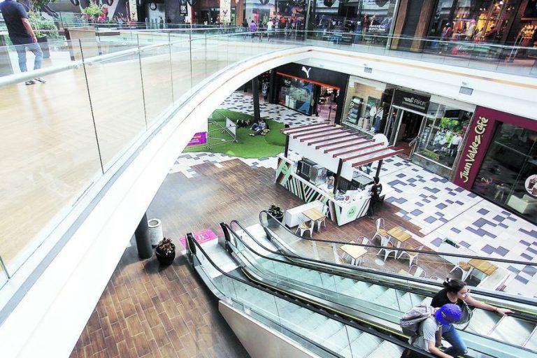 Cierre del Malls por CORONAVIRUS: Sólo abrirán supermercados, farmacias y materiales de construcción