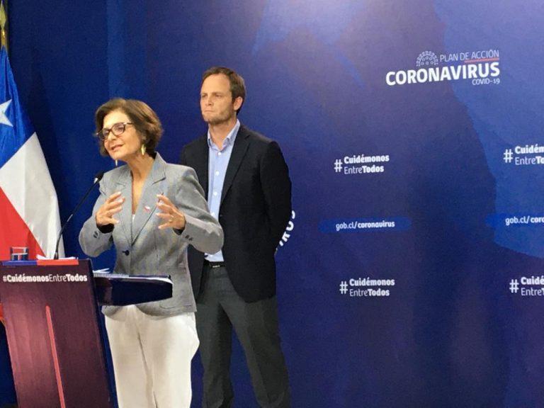 Suben a 12 los muertos por CORONAVIRUS en Chile y se prolonga cuarentena