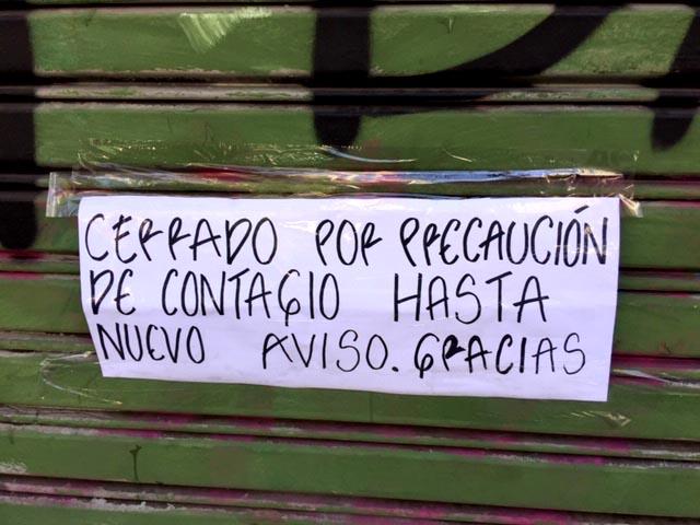CORONAVIRUS afecta gravemente la economía local: Chile literalmente paralizado y se viene el desempleo y la pobreza