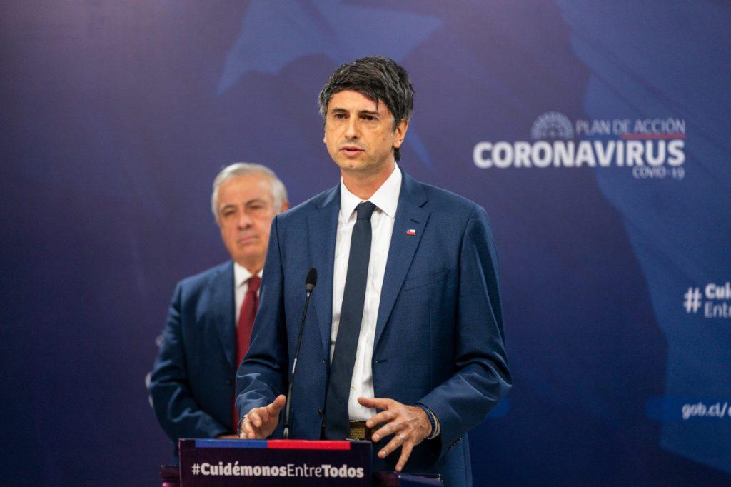 Ministro de Ciencias anuncia ampliación de capacidad de diagnóstico de COVID-19 con universidades y centros de investigación