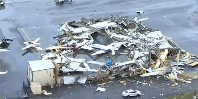 Tornado arrasó el centro de Tennessee en EE.UU. y mató a 24 personas
