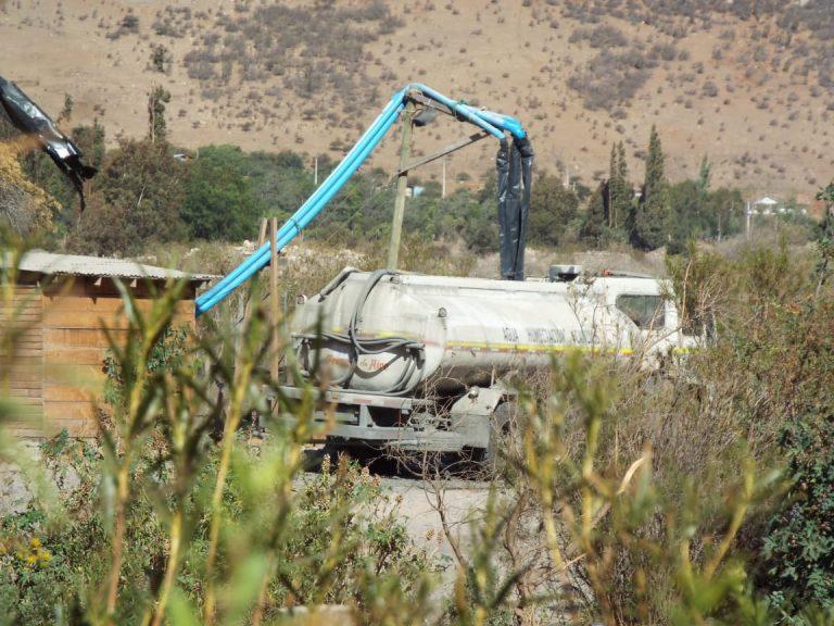 Greenpeace pide al Gobierno asegurar agua para que chilenos se pueden lavar las manos
