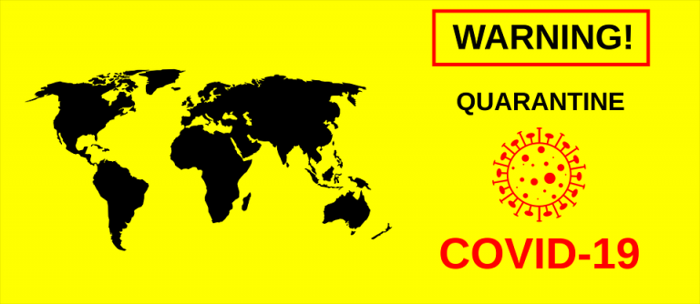 CORONAVIRUS siembra el miedo en el mundo: Italia el país más afectado de Occidente