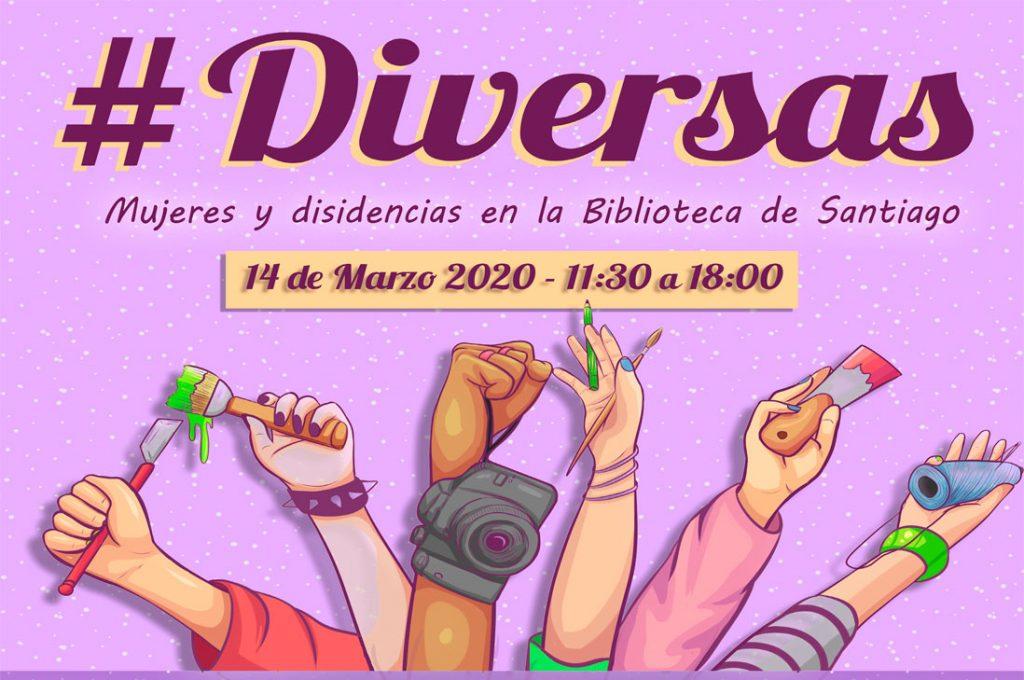 """Con talleres y artes escénicas la Biblioteca de Santiago conmemora el """"Día Internacional de la Mujer Trabajadora"""""""