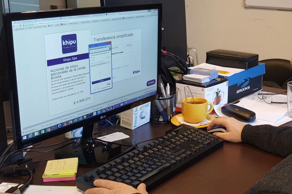 Plataforma Khipu logra 700 mil operaciones mensuales equivalentes a 5 campañas Teletón