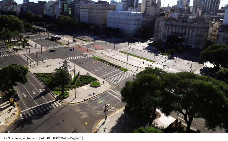 Argentina sube a 18 muertos por Coronavirus