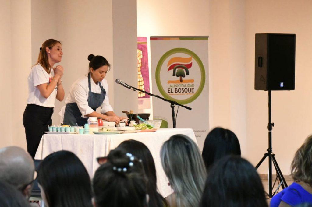 El Bosque conmemora el Día Mundial contra la Obesidad y anuncia la creación del primer Centro de Nutrición Infantil Municipal