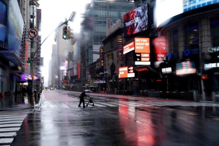 CORONAVIRUS desnuda las miserias de la superpotencia EEUU con más de 40 millones de pobres