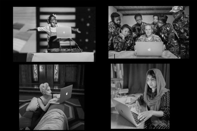 Apple le rinde tributo a todas las mujeres del mundo