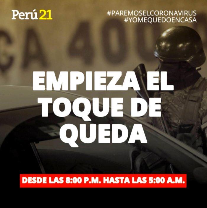 Peru Entra En Fase 3 E Impone Toque De Queda Y Argentina Decide Hoy Si Instaura Cuarentena Obligatoria Por Coronavirus Infogate