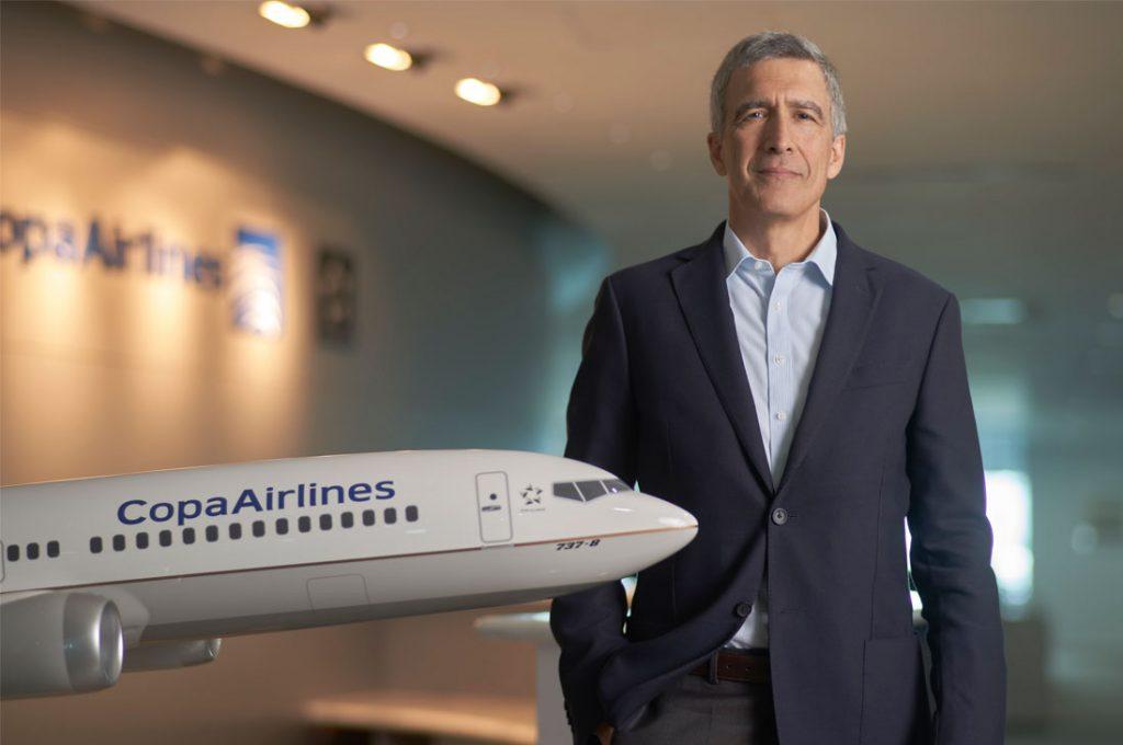 Copa Airlines ha reducido en más de 80% de sus vuelos
