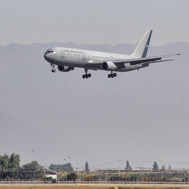 Gobierno mantiene en secreto programa de avión FACh que irá a China a buscar ventiladores